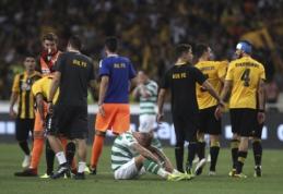 """Sėkmingo pasirodymo atveju, """"Sūduvos"""" ketvirtajame Europos lygos etape lauks """"Celtic"""""""