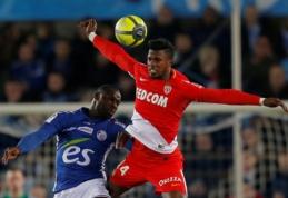 """Oficialu: """"Inter"""" iš """"Monaco"""" nuomojasi K. Balde"""