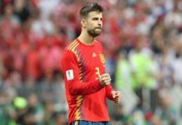 G. Pique patvirtino apie karjeros pabaigą Ispanijos rinktinėje