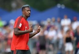 Rugpjūčio 6 d. transferai ir gandai: J. Boatengo karjera gali pakrypti į Mančesterį