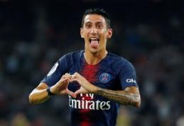 """PSG sutriuškino """"Monaco"""" ir laimėjo Prancūzijos Supertaurę (VIDEO)"""