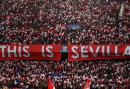 """""""Sevilla"""" keliauja į kitą etapą: pirmoji dvikova su """"Žalgiriu"""" - Ispanijoje"""