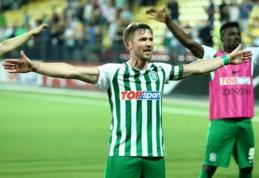 """S. Mikoliūnas prieš dvikovą su """"Vaduz"""": Lichtenšteino futbolo lygis auga"""