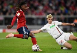 """""""Bayern"""" prarado pirmuosius taškus Vokietijoje, """"Schalke"""" po penkių turų lieka be taškų"""