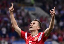 Dopingas vėl palietė Rusiją: pradėtas tyrimas dėl pasaulio čempionate žibėjusio D. Čeryševo