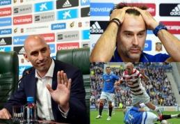 Naujasis Ispanijos futbolo valdovas - nuo užgauliojimų Škotijoje iki drastiško Lopetegui atleidimo (straipsnis)