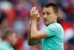 C. Marchisio pėdomis: J. Terry taip pat rungtyniaus Rusijoje