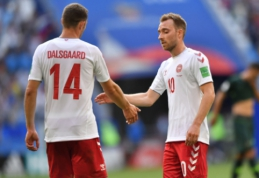 Danijos rinktinės futbolininkai paskelbė boikotą šalies federacijai