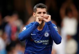 A. Morata: praėjęs sezonas buvo tikra katastrofa