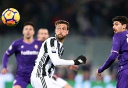 """Oficialu: C. Marchisio karjerą tęs """"Zenit"""" komandoje"""