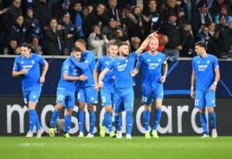 """""""Hoffenheim"""" prieš mažumoje žaidusį """"Stuttgart"""" jėgą parodė antroje rungtynių dalyje"""