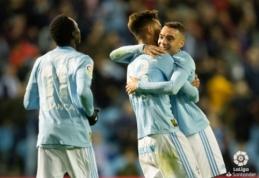 """""""Valencia"""" ir """"Athletic"""" išsiskyrė be įvarčių, I. Aspas pasižymėjo """"hat-tricku"""""""