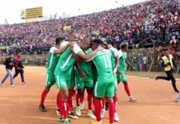 Madagaskaras pirmą kartą šalies istorijoje žais Afrikos Tautų taurėje