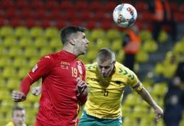 Lietuvos rinktinei - pavojaus skambutis: stadionas vis labiau tuštėja