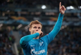 Skandalas Rusijoje: šalies futbolo žvaigždės sumušė tris žmones