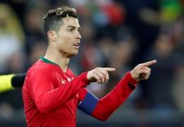 C.Ronaldo merginos tėvas - narkotikų kurjeris