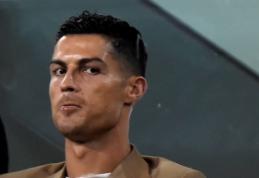 Las Vegaso policija atnaujino bylą, kurioje C. Ronaldo kaltinamas išprievartavimu