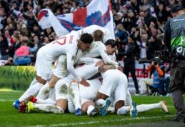 Euforiją Anglijoje sukėlusi pergalė: du įvarčiai, pakeitę anglų požiūrį į Tautų lygą