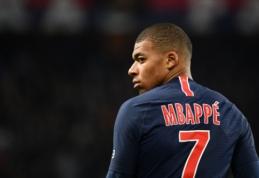 """Madrido """"Real"""" už K. Mbappe buvo pasiryžęs pakloti 214 mln. eurų"""