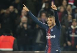 """Buvęs """"Monaco"""" direktorius: """"Mbappe išvyks į Madridą ir laimės daugiau trofėjų nei Ronaldo"""""""
