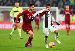 """""""Man Utd"""" skautai Turine stebėjo """"Roma"""" žaidėją"""