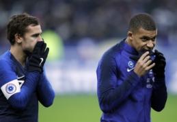 """Xavi: """"Prancūzijos rinktinė žaidžia pragmatišką futbolą"""""""