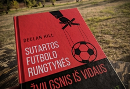 Už bandymą kovoti su korupcija futbole – automato šūviai