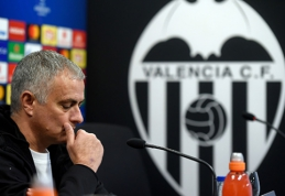 """Valencia"" - ""Man Utd"": įdomūs faktai"