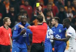 """""""Porto"""" ir """"Schalke"""" pergalėmis užbaigė pasirodymą D grupėje"""