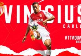 """Oficialu: """"Monaco"""" sustiprino C. Vinicius"""