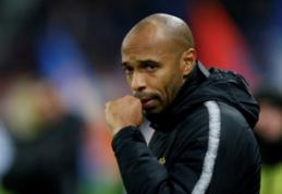 """Netikėtumai Prancūzijoje: """"Monaco"""" nušalino T. Henry"""