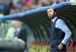 """""""Man Utd"""" po sezono planuoja pasamdyti G. Southgate'ą?"""
