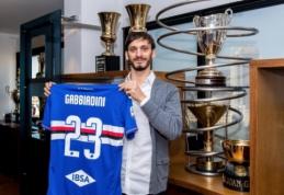 Oficialu: M. Gabbiadini grįžta rungtyniauti į Italiją