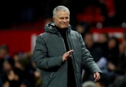 J.Mourinho yra viliojamas sugrįžti į Portugaliją