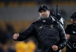 """L. van Gaalas: """"Liverpool"""" tapo nesustabdoma mašina tiek puolime, tiek ir gynyboje"""""""