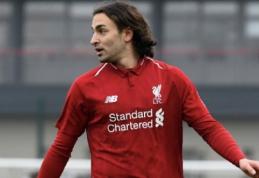 """""""Fulham"""" iš """"Liverpool"""" pasiskolino L. Markovičių"""