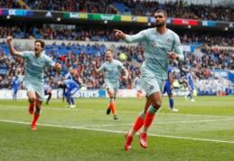"""""""Cardiff"""" mačo pabaigoje išleido pergalę prieš """"Chelsea"""""""