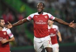 """""""Arsenal"""" svarsto galimybę siūlyti naują kontraktą D. Welbeckui"""