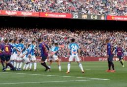 """Puikus L. Messi atvedė """"Barcą"""" į pergalę miesto derbyje, """"Atletico"""" sutriuškino """"Alaves"""""""