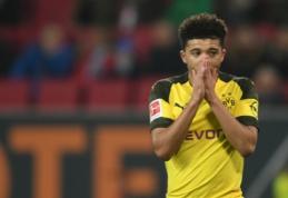 """""""Borussia"""" neketina leistis į derybas dėl J. Sancho pardavimo"""