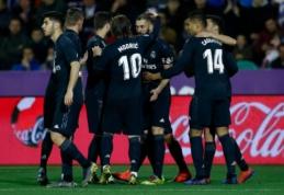 """Mačo pradžioje vargęs Madrido """"Real"""" šventė pergalę Valjadolide"""