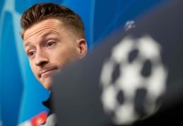 """M. Reusas prieš akistatą su """"Tottenham"""": """"Sieksime neįmanomo"""""""