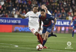 "Ispanijoje – sensacinga ""Huesca"" ekipos pergalė mače su ""Sevilla"""