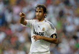 """Raulis stos prie Madrido """"Real"""" jaunimo ekipos vairo"""