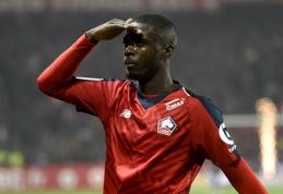 """Kova dėl N.Pepe prasideda: pirmasis pasiūlymą pateikė """"Inter"""" klubas"""