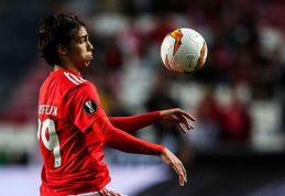 """""""Benfica"""" nesusiviliojo galimybe brangiai parduoti J.Felixą"""