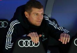 """T. Kroosas svarsto galimybę palikti """"Real"""" klubą"""