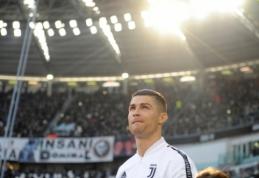 Prieš kurias Čempionų lygos ekipas labiausiai mėgsta žaisti C.Ronaldo?