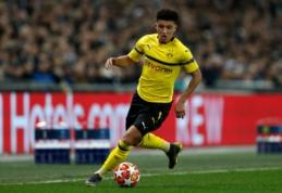 """""""Borussia"""" direktorius Watzke: """"Sancho kitą sezoną žais mūsų komandoje"""""""
