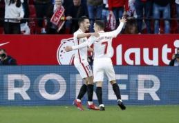 """Ispanijoje – """"Sevilla"""" pergalė ir """"Real Betis"""" nesėkmė"""